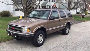 My 1996 Chevy Blazer
