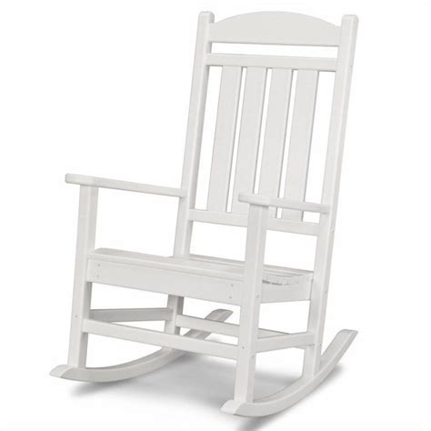 Polywood Rocking Chairs White by Polywood Deals On 1001 Blocks