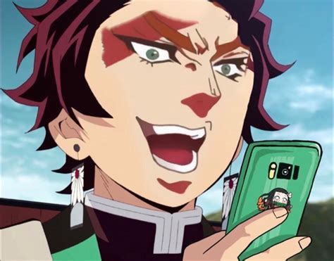 You Thought It Was Tanjiro Didnt You Well It Was Me