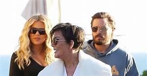 Khloé Kardashian (enceinte) est allée déjeuner avec sa ...