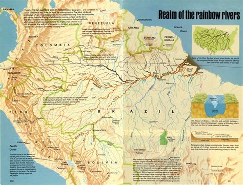 amazon river basin map manaus mappery