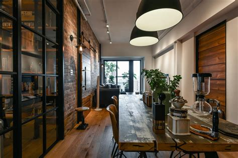 charming industrial loft   taipei city idesignarch