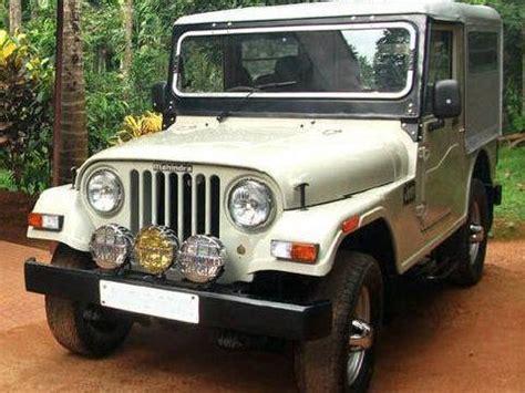 jeep kerala jeep kerala 13 mm540 jeep used cars in kerala mitula cars