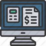 Icon Budgeting Premium Icons Computer Soft