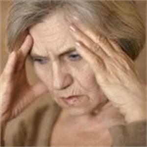 hoofdpijn voorhoofd midden