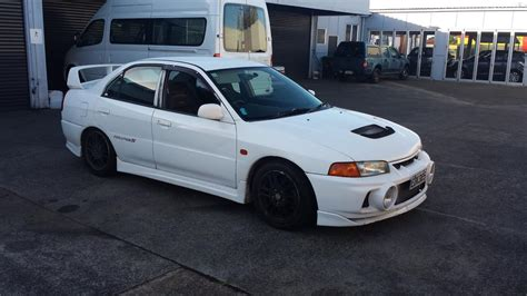 Evo 4, My First Project Car