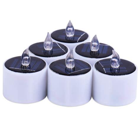 solar tea lights solar tea lights promotion shop for promotional solar tea