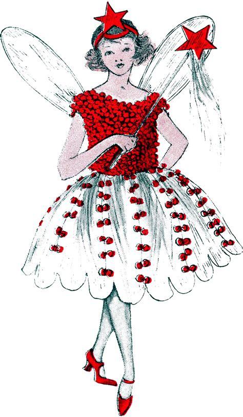 Christmas Fairy Image The Graphics Fairy