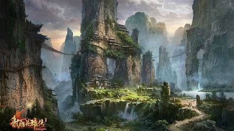 Permalink to Beautiful Fantasy Art Background