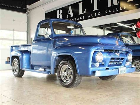 1954 Ford F100 by 1954 Ford F100 For Sale Classiccars Cc 940528