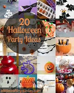 21, Halloween, Party, Ideas