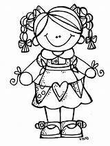 February Melonheadz Clip Clipart Coloring Pages Cliparts Cute Illustrating Crafts Melon Para Lds Freebie Preshus Headz Cool Adult Classroom Primary sketch template
