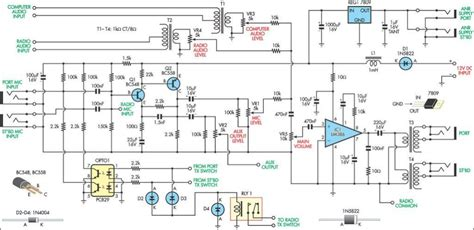 Intercom Circuit Page Telephone Circuits Next