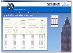 Nominalzinssatz Berechnen : hypothekendarlehen berechnen hypothekendarlehensrechner kostenlos zum download ~ Themetempest.com Abrechnung