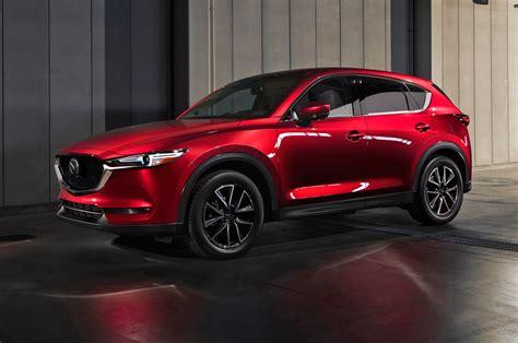 Refreshing Or Revolting 2017 Mazda Cx5  Motor Trend