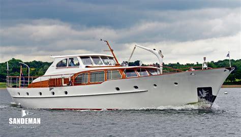 Sail Boats Kaufen by Feadship 62 Ft Motor Yacht 1961 Sandeman Yacht Company