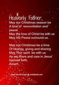 a christmas prayer the true spirit of christmas christianstt