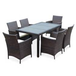 Table De Jardin En Resine 6 Places by Table Jardin R 233 Sine Tress 233 E