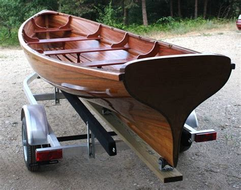 Rowing Boat For Sale Hshire whitehall traditional rowing boat that you can build