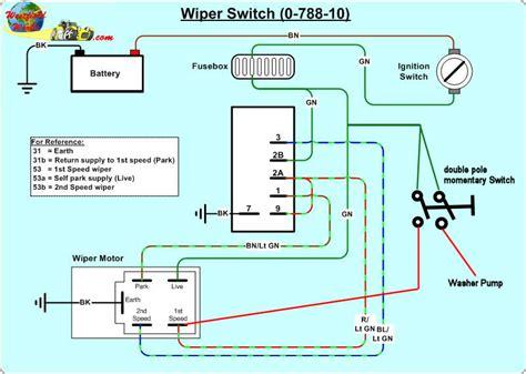 Wiring Wash Wipe Switch Defender Forum Lrx