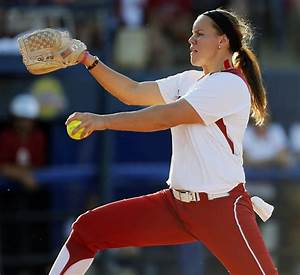 World Cup of Softball: OU's Lauren Chamberlain poised to ...
