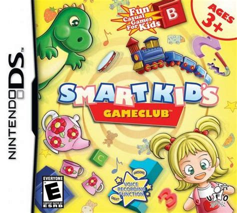 smart kid s gameclub ds review any 788 | smart kids gameclub ds