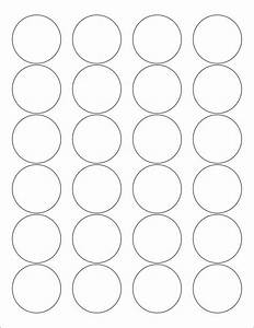 6 sheets 1 2 3 round blank white matte stickers labels8 1 for Half inch round labels