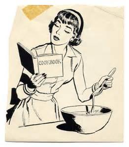 Vintage Cooking Clip Art