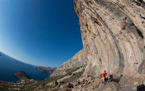 Kalymnos, Rock Climbing At Kalymnos, The North Face