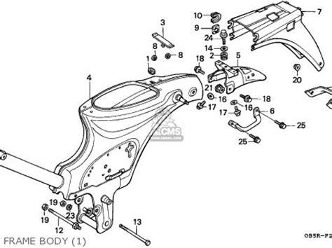 Wiring Diagram Honda Astrea Grand by Wiring Diagram Honda Astrea Prima Honda Ignition Diagram