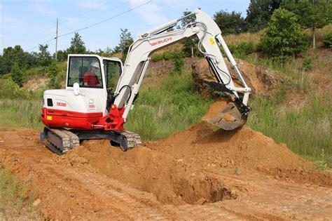 takeuchi tb compact excavator humsnlr