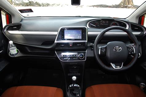 Review Toyota Sienta by Test Drive Review Toyota Sienta Autoworld My