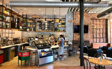 Looking for a way to find a café or a coffee store nearby instantly? Now Open: Community Matters Cafe serving breakfast, lunch and coffee near Bank of America ...