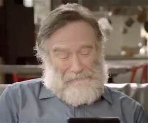 Zelda, Robin Williams and his beard in Four Swords commercial