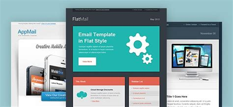 Free Email Marketing Templates by Email Marketing Templates Archives Free Psd Files