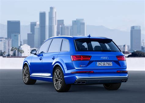 Sq7 Tdi 2016 by Audi Sq7 Tdi Audi Mediacenter