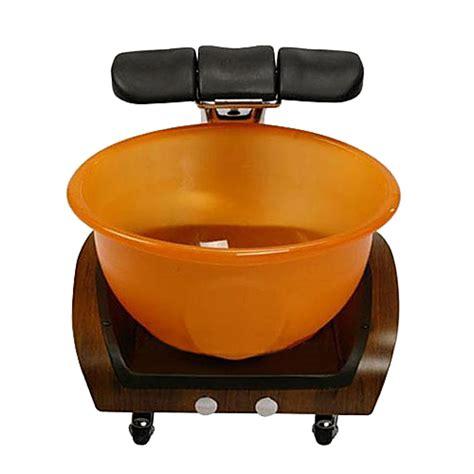 Gulfstream Plastics Pedicure Chairs by Mini Lavender Portable Pedicure Spa Tub Gulfstream