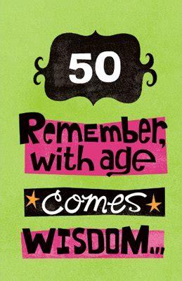 age  wisdom greeting card  birthday
