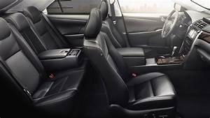 Toyota Camry 2014 Interior
