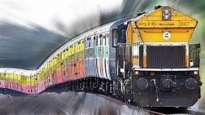 Super Monster Gradients   Indian Railways Roller Coaster
