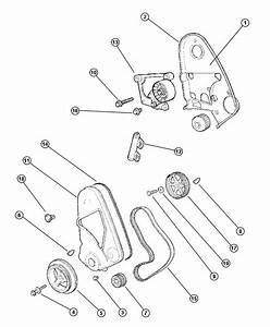 1997 Dodge Neon Belt  Timing  Ulev  Lecold