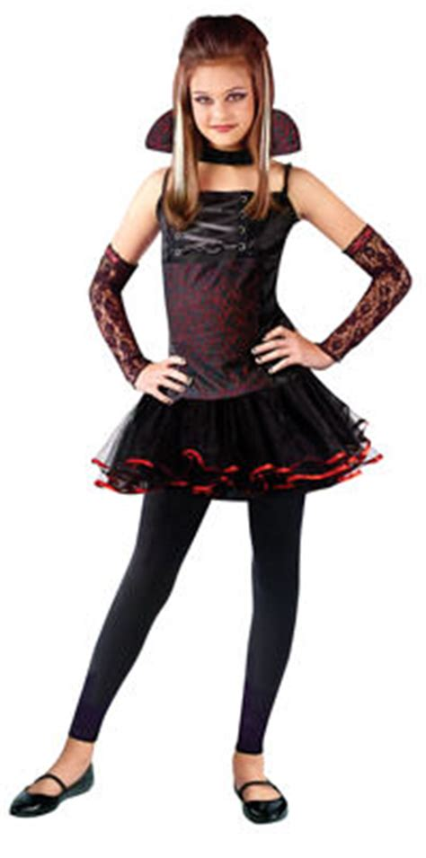 Vampire Halloween Costumes For Tween Girls | Trying Out Toys