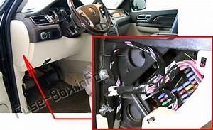Cadillac Escalade Fuse Box