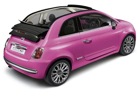 How Much Is A New Fiat by New Fiat 500c Pink Launched Autocar