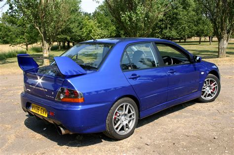 Mitsubishi Evo Review by Used Mitsubishi Lancer Evo Evo Ix 2005 2008 Review