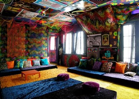 Bedroom Decorating Ideas Hippie by Hippie Room Decor Diy Bedroom Funky Home Decor