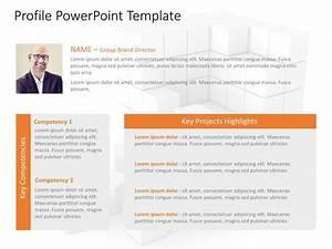 Employee  Profile  Team  Powerpoint  Template