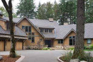 Decorative Craftsman Lodge House Plans by 20 Gorgeous Craftsman Home Plan Designs
