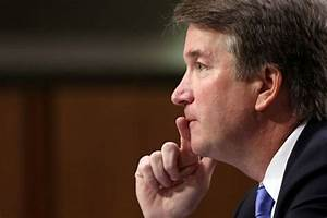 How 65 women jumped to Kavanaugh's defence hours after sex ...