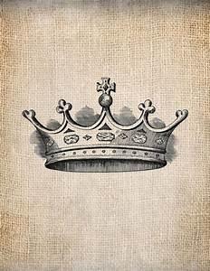 Antique Crown Royalty 6 King Queen Prince Princess ...